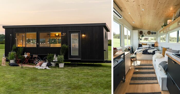 IKEA is Selling Tiny Eco-Friendly Homes, And They're Incredibly Stylish