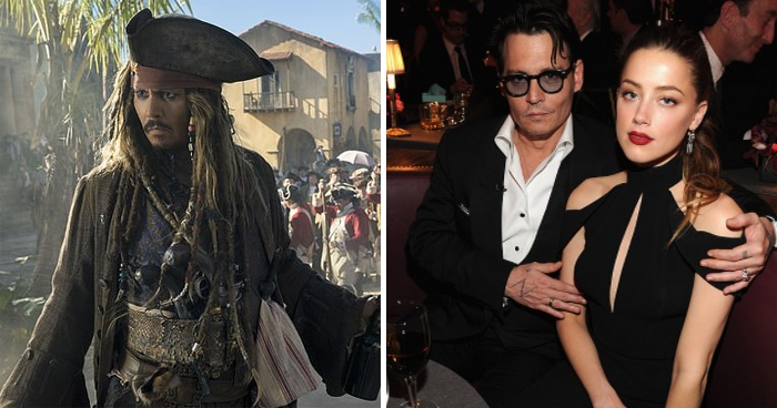 Johnny Depp 'Blocked' From Making Cameo In Disney's Pirates Of The Caribbean