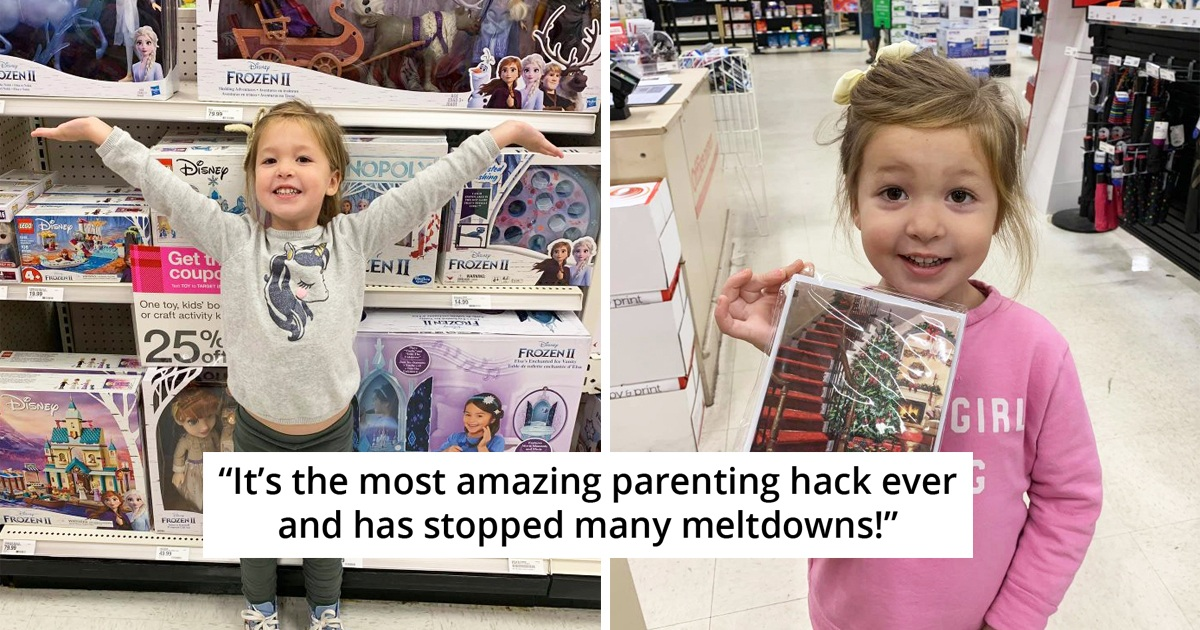 Mom Reveals How To Stop Your Kid From Begging For Toys, And It's Viral