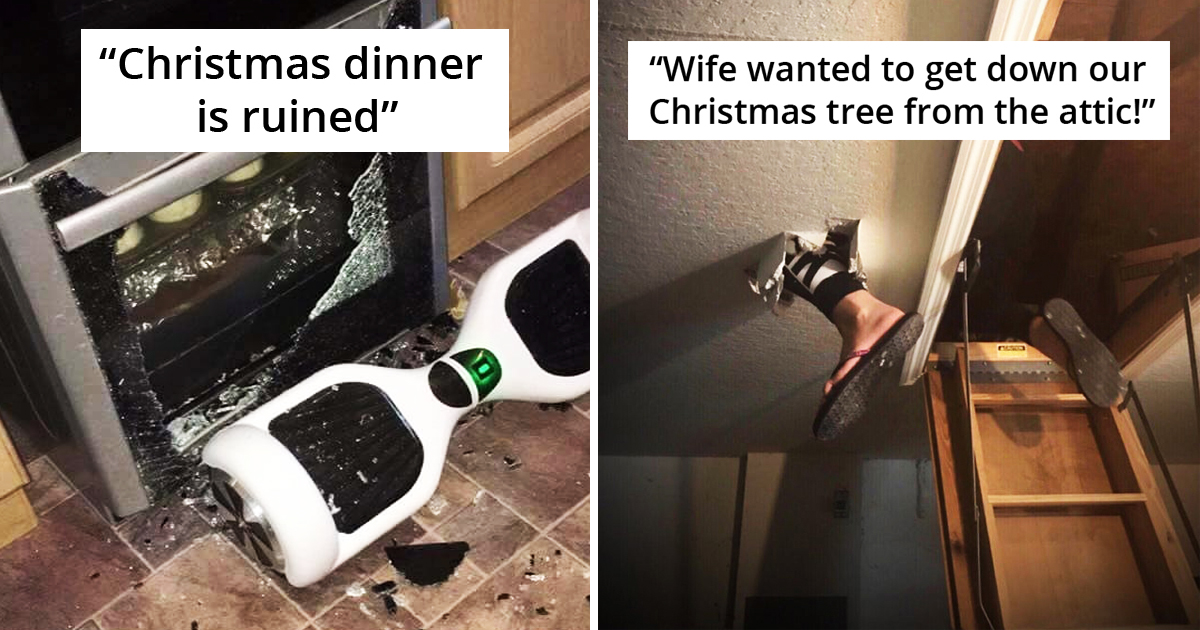 20 Christmas Posts By People Who Are Having Hilariously Worst Day