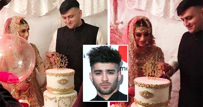 Zayn Malik's Sister's Wedding To Her Ex-Convict Beau 'Interrupted' By Police