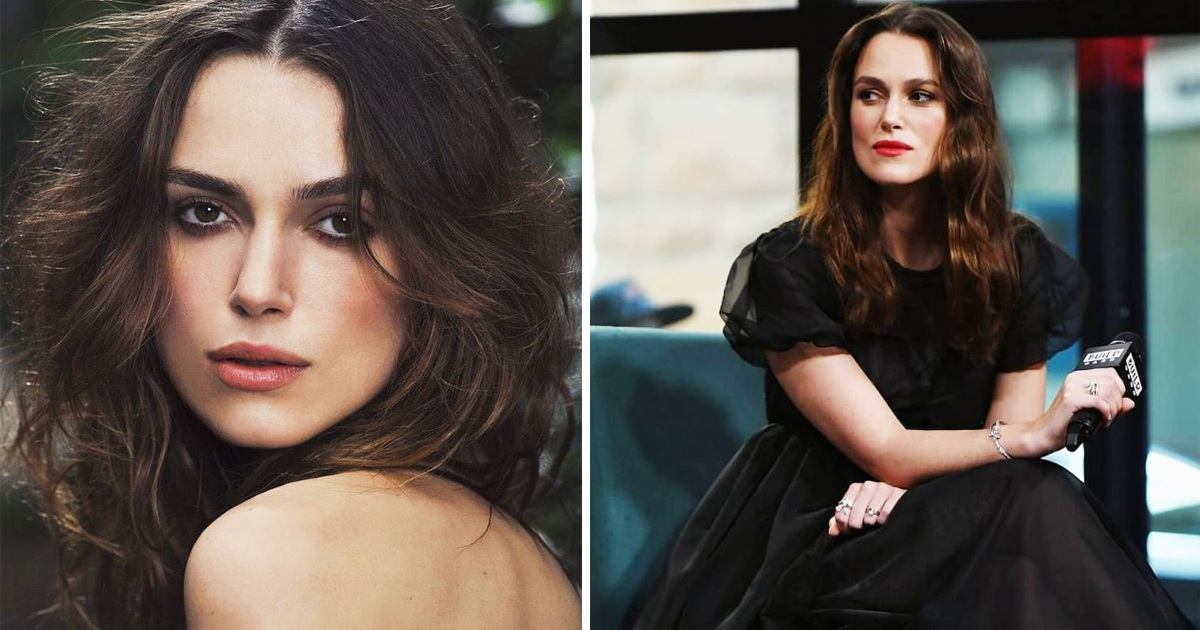 Keira Knightley Explains Why She Won't Do S*x Scenes Directed By Men