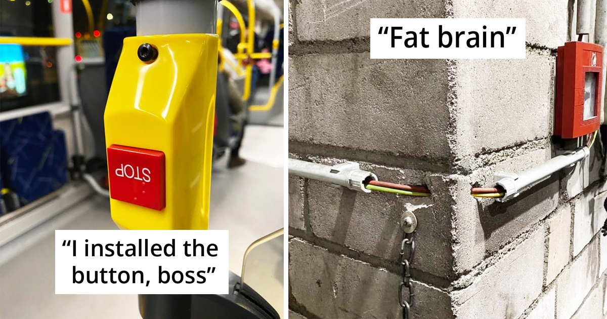 25 People Who Made Such A Hilarious Mistake On Their One Job