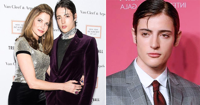 Stephanie Seymour's Son Harry Brant Dies At Age 24 From Accidental Overdose