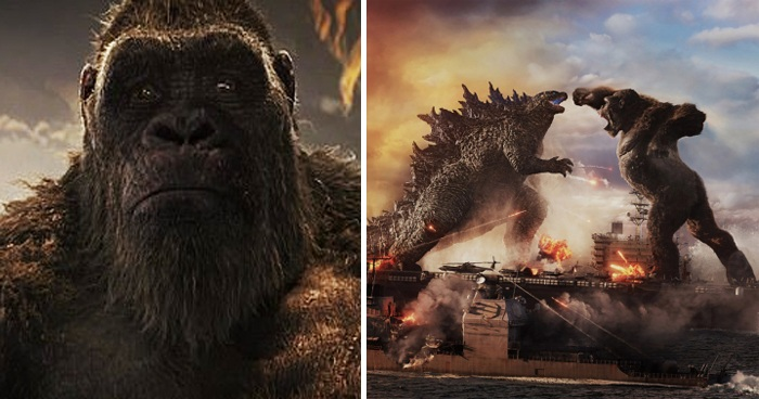 Godzilla Vs. Kong Trailer Is Out, And It Rocked The Internet