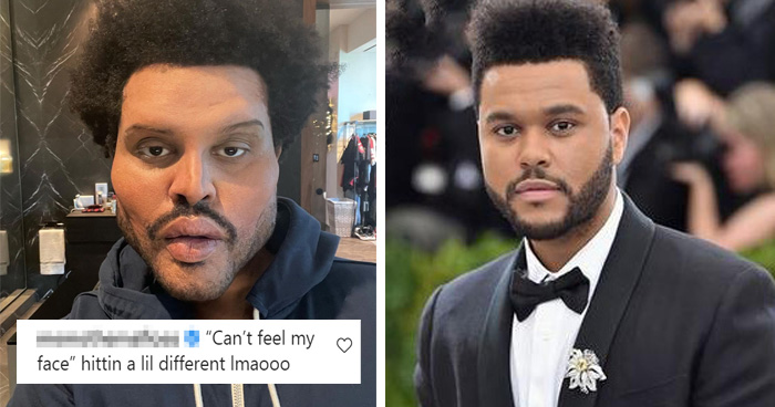 The Weeknd's Creepy New Look In His Latest Music Video Left Fans Hilariously Stunned