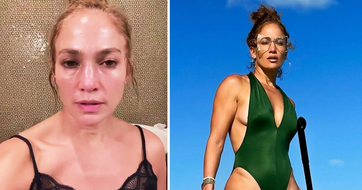 Jennifer Lopez, 51, Hits Back At Troll Who Accuses Her Of Having 'Tons Of Botox' For Youthful Look