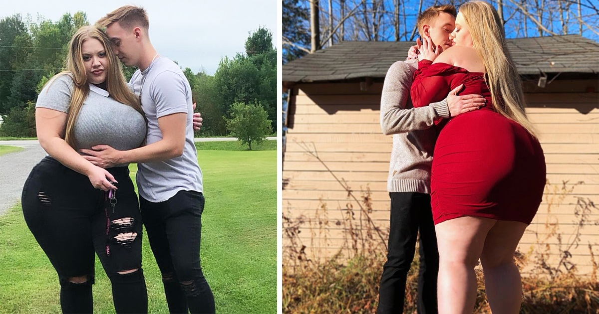 Woman Who Repeatedly Being Dumped Due To Her Size Finally Finds Love With Fitness Trainer