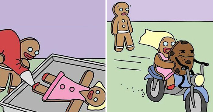 30 Hilarious Comics With Unusual Endings By Ryan Pagelow