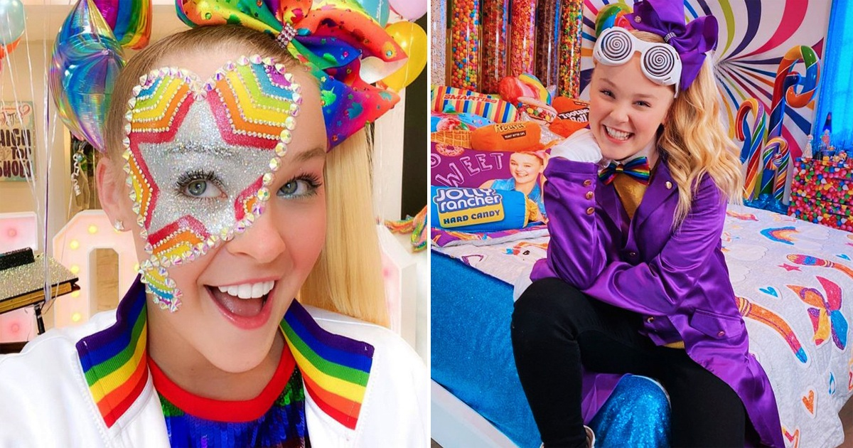 Jojo Siwa Admits She Has A Girlfriend After Coming Out