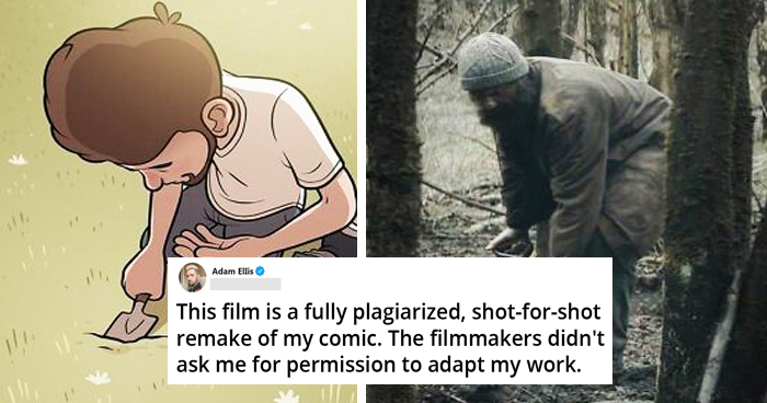 Illustrator Reveals How This Film's Makers Plagiarized His Idea Without Consent