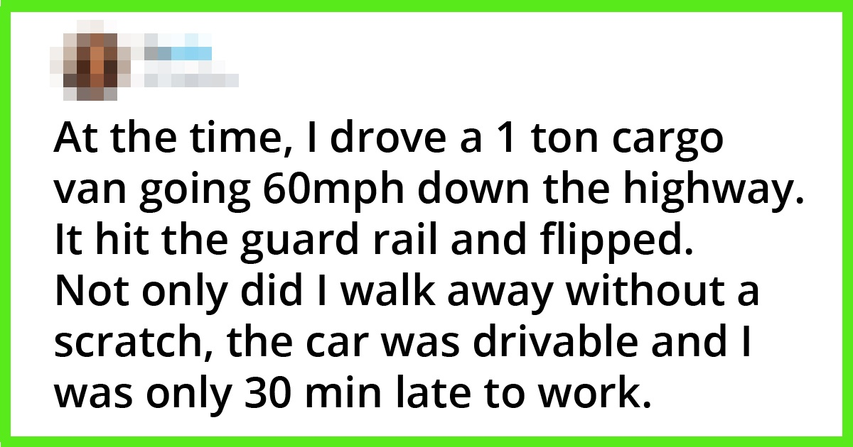 20 Strangest Stories Of Life Serendipity That People Still Can't Explain