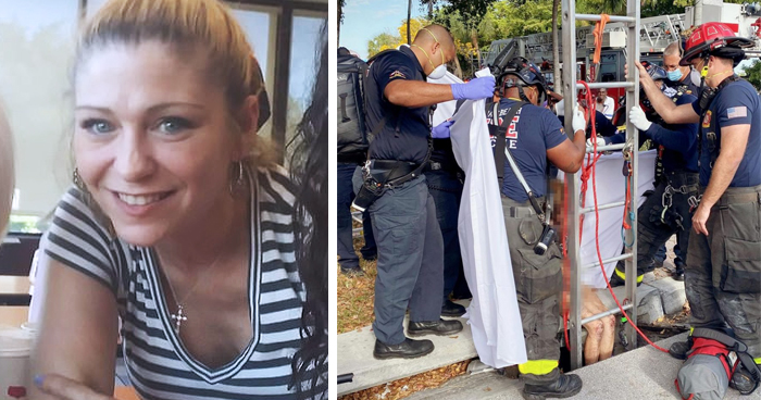 Woman Rescued From Florida Storm Drain 3 Weeks After She Got Lost Exploring A Tunnel