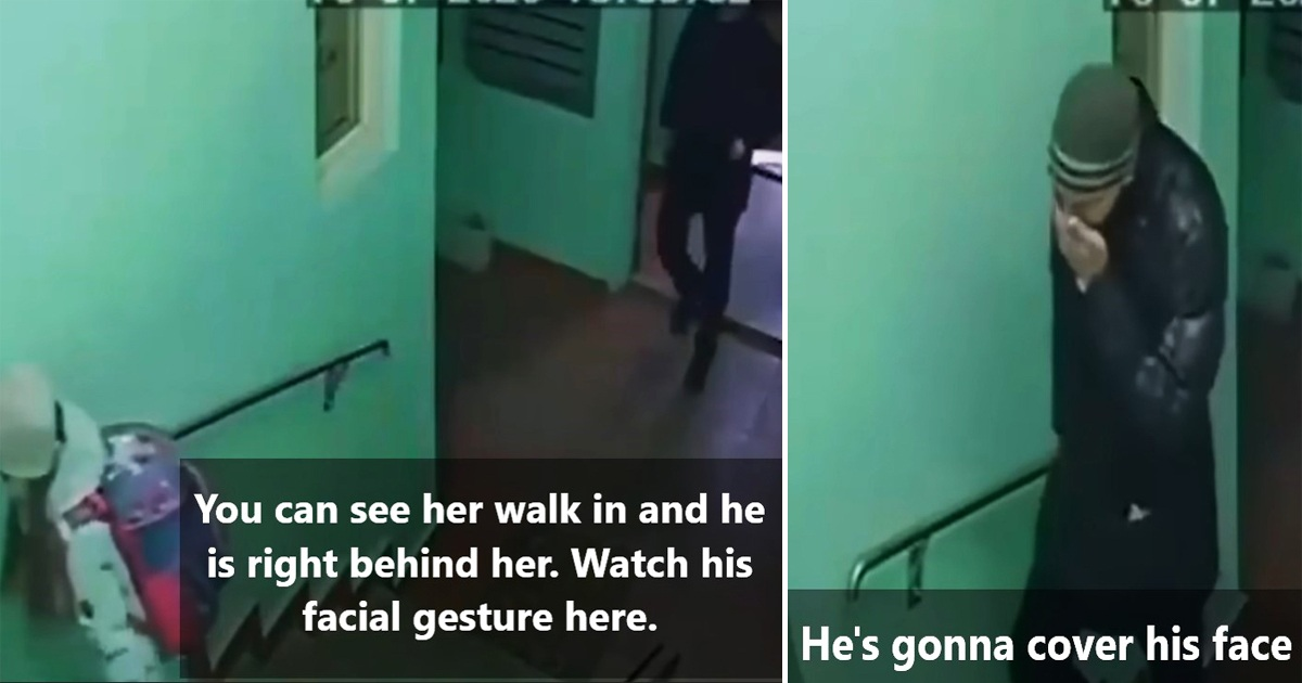 A Girl, 9, Outsmarts Creepy Man Who Followed Her Into A Building
