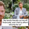 Prince Harry Says He Had To Make Deals With Netflix And Spotify After Being Cut Off By Royal Family