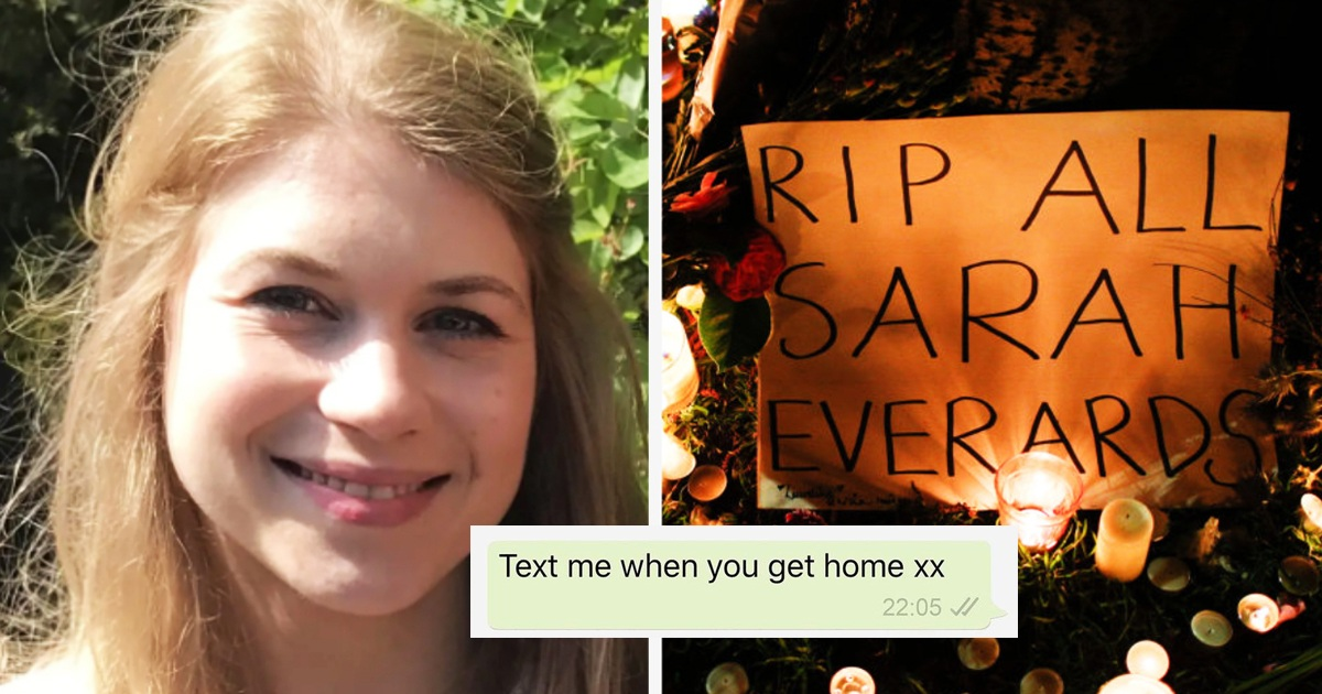 """Text Me When You Get Home:"" Women Are Sharing How They Feel Unsafe After Sarah Everard's Death"
