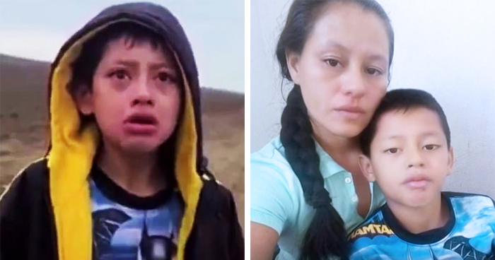 Mother Of 'Lost Migrant Boy' Is Held By Kidnappers In Mexico For $5k Ransom