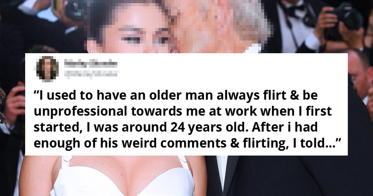 20 Stories About 'Creepy' Men Who Learned To Stop Doing Things Women Hated