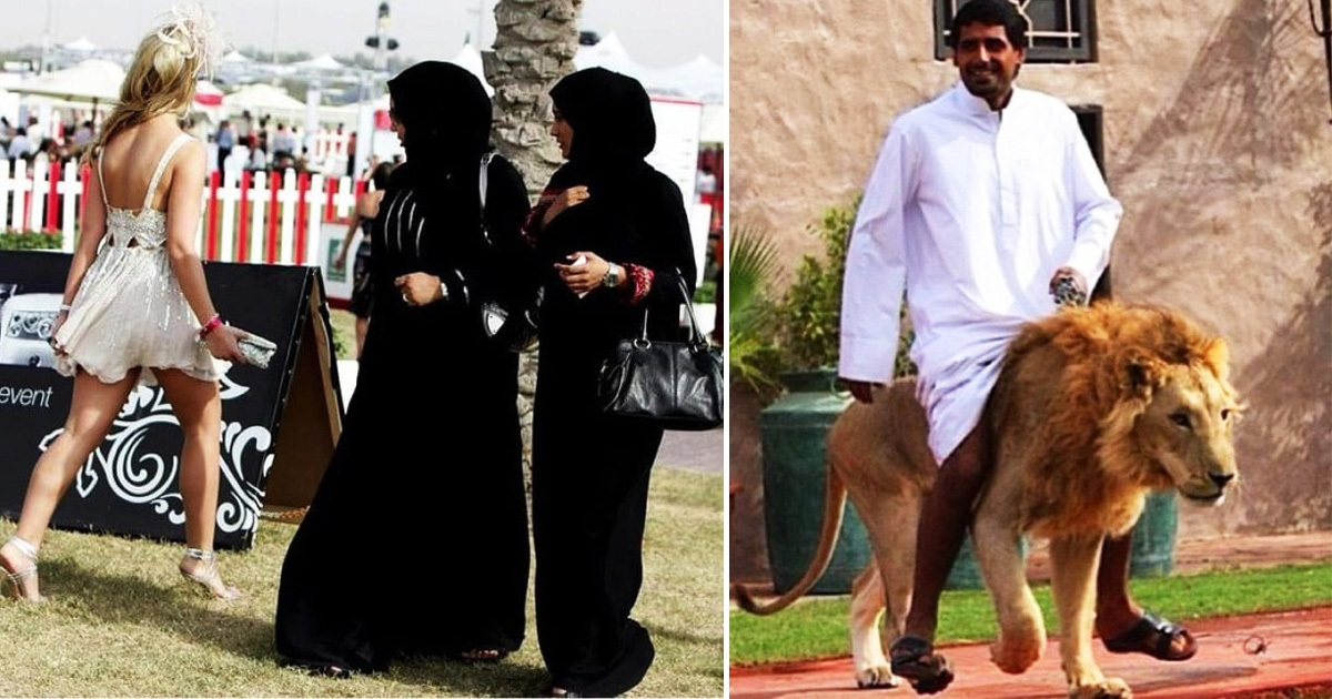 31 Extraordinary Things That Are Normal For Locals In Dubai