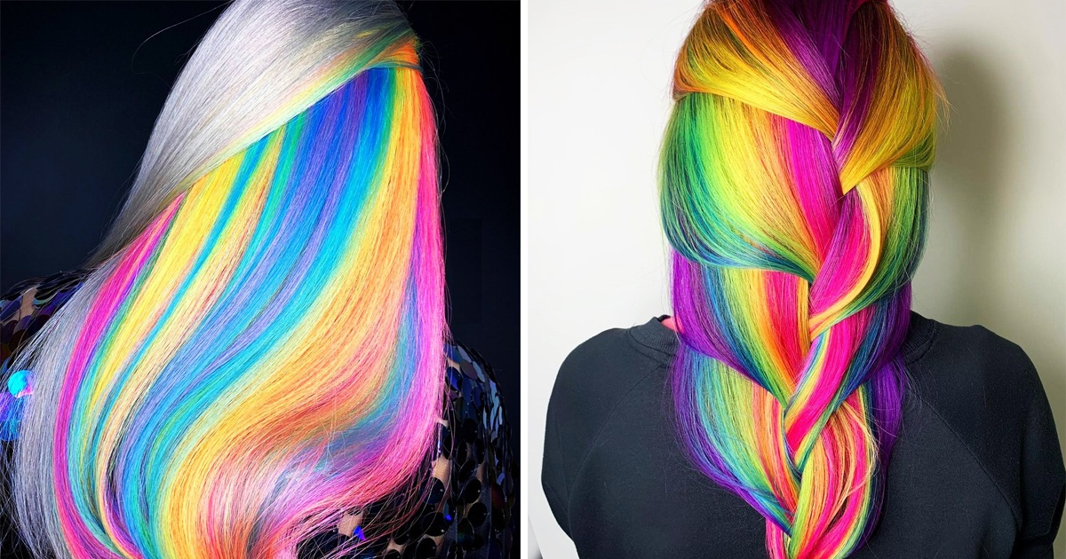 16 Gradient Hair Color By Russian Hairstylist That Will Make You Want To Do Yours
