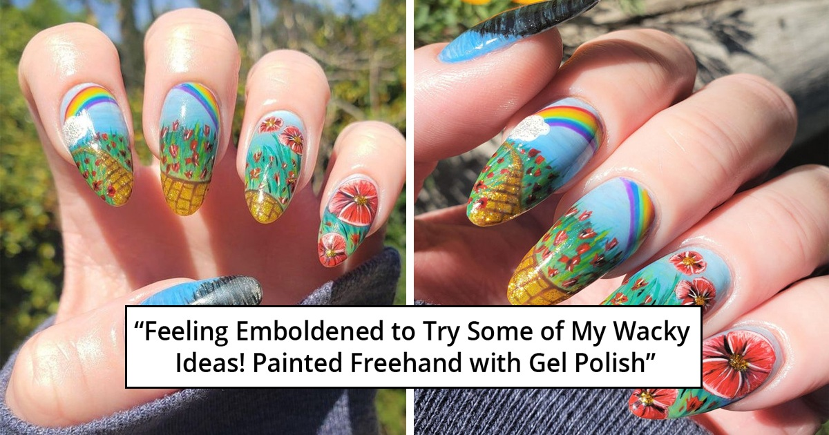 18 Women Whose Happiness Are Within Their Awesome Manicure