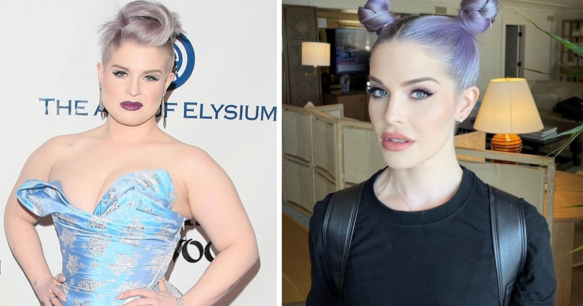 Kelly Osbourne Looks Unrecognisable As She Shows Off Her Weight Loss On Instagram