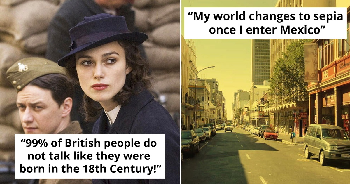18 Times People Notice Hilariously Wrong Things About Their Countries In Hollywood Movies