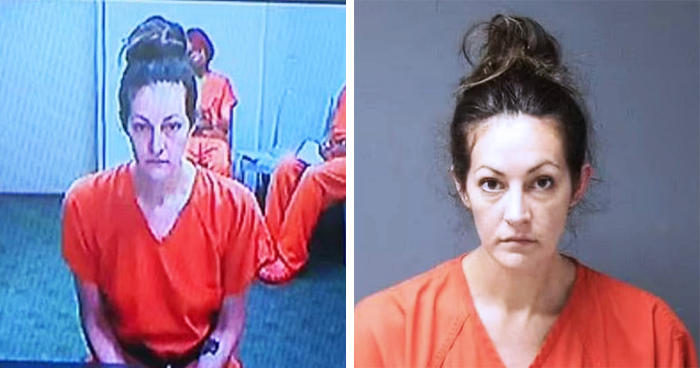 Teacher Faces 12 Years In Jail After Sleeping With Her Student