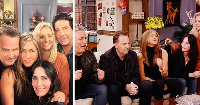 'Friends' Reunion Official Trailer Is Out, And It's Giving People Nostalgia