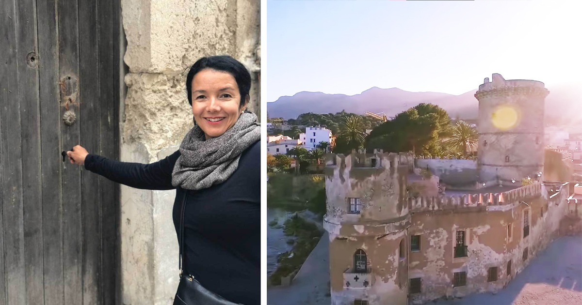 Californian Woman Travels To Italy To Buy Three €1 Houses