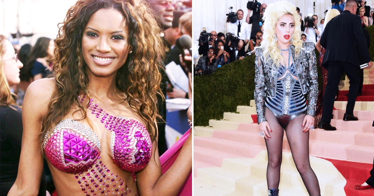 15 Celebrities Who Wore The World's Most Uncomfortable Outfits