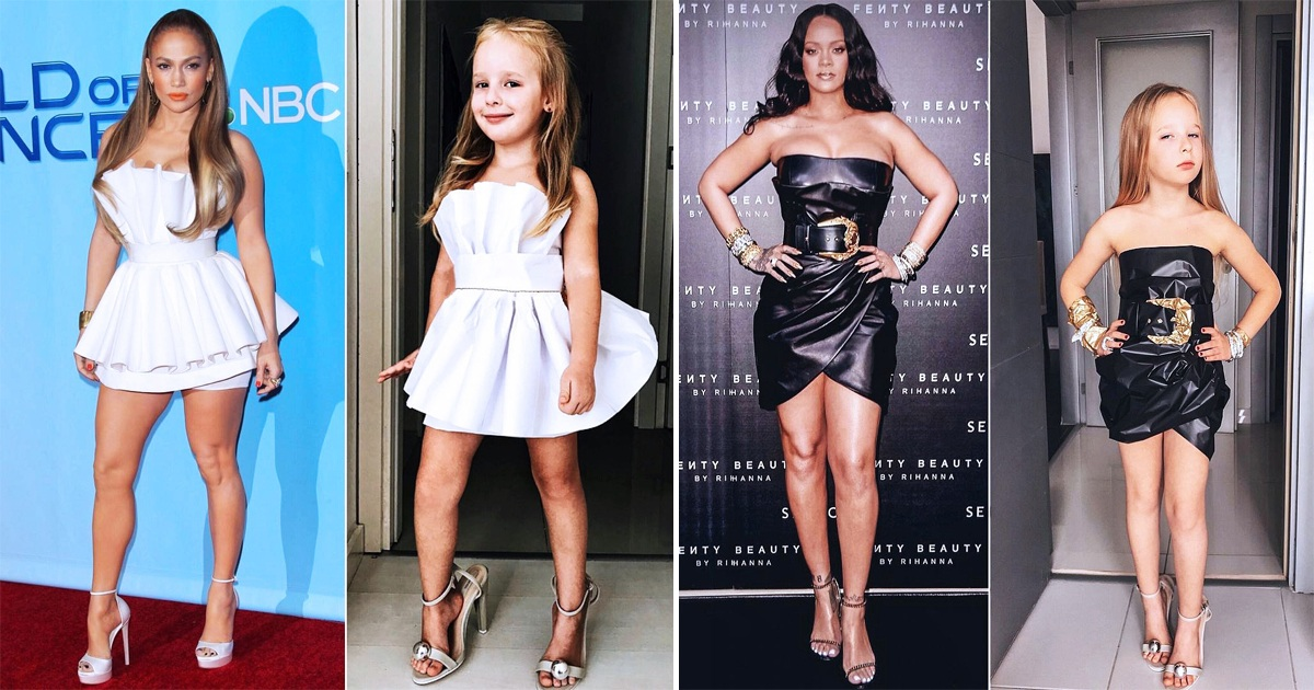 Mom And Daughter Duo Recreate Celebrity Styles, And They Look Superb