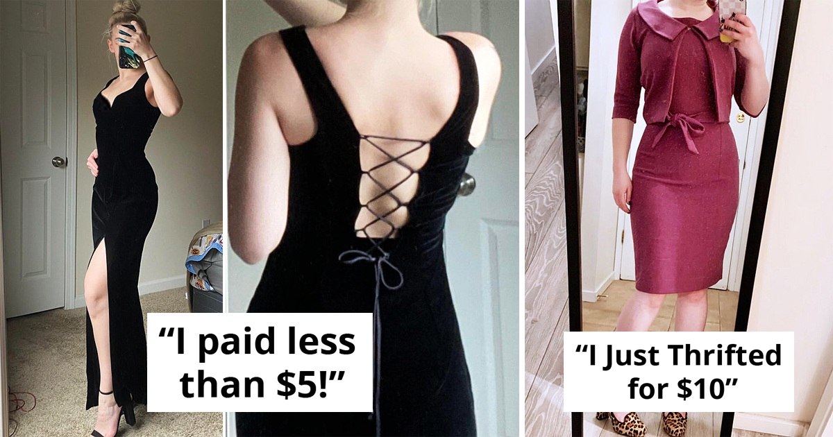 22 Thrift Hauls That'll Convince You To Start Hunting