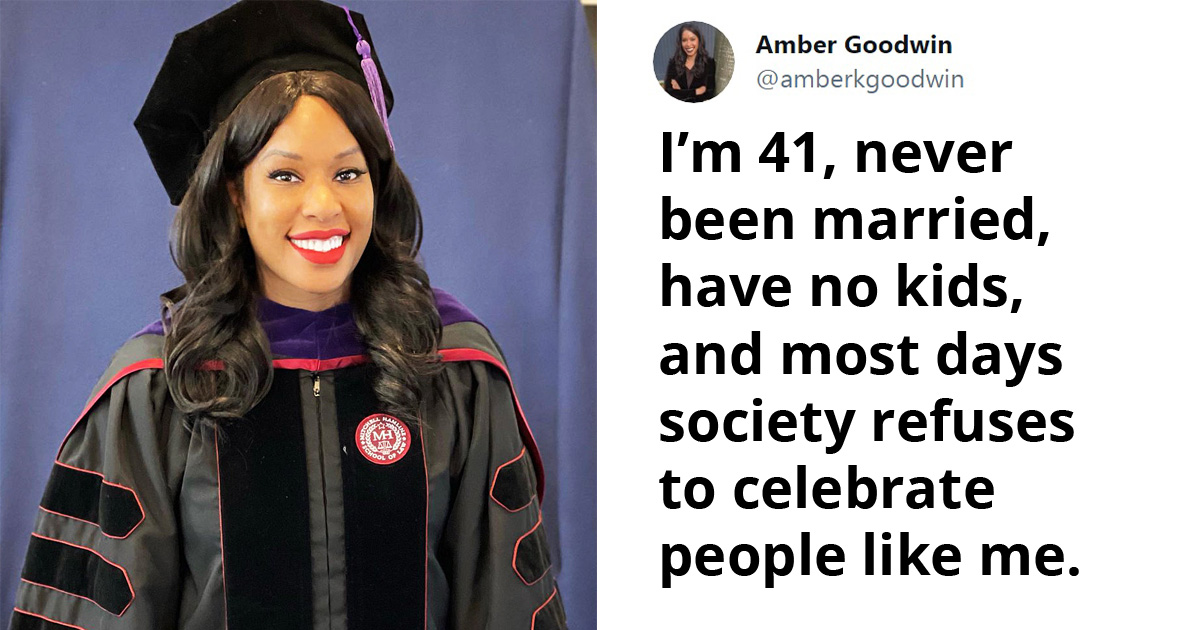 Law Graduate, 41, Shares Powerful Message Celebrating All Women