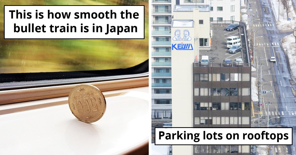 26 Pics That Prove Japan Is A Whole Other World