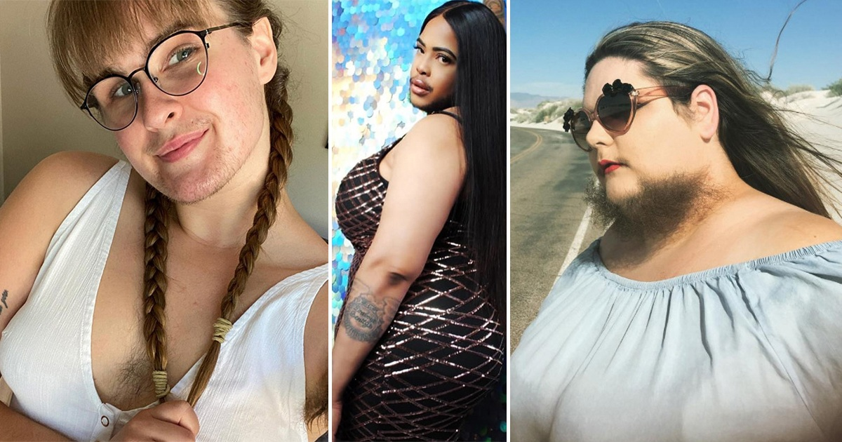 'Bearded Woman' Hashtag Is Trending On Instagram As The Next Normalize-The-Natural Movement