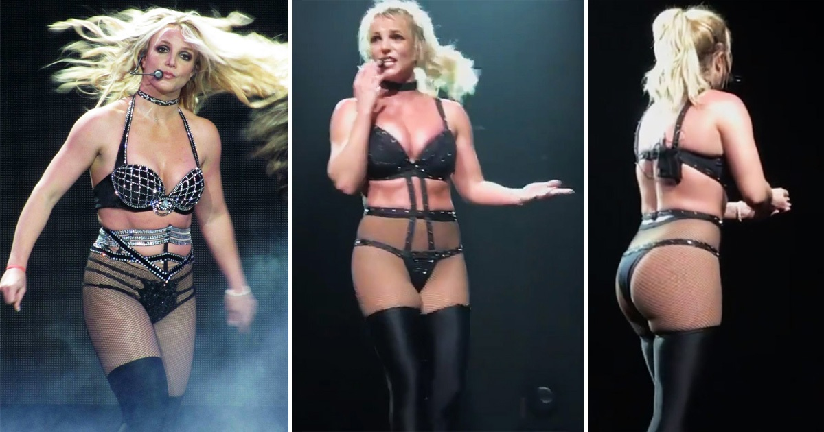 Britney Spears 2018 Tour Clip Breaks Hearts As Fans Say They See It Now 'Clearly'