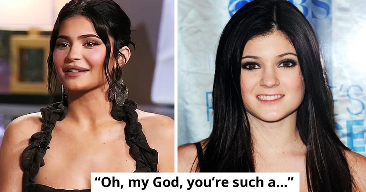 Kylie Jenner Reveals She Got Her Lip Fillers Because A Boy Mocked Her Kissing Skills