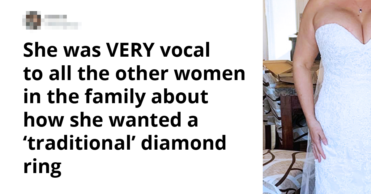 Man Got His Revenge On Gold Digger Girlfriend After She Demands Diamond Engagement Ring