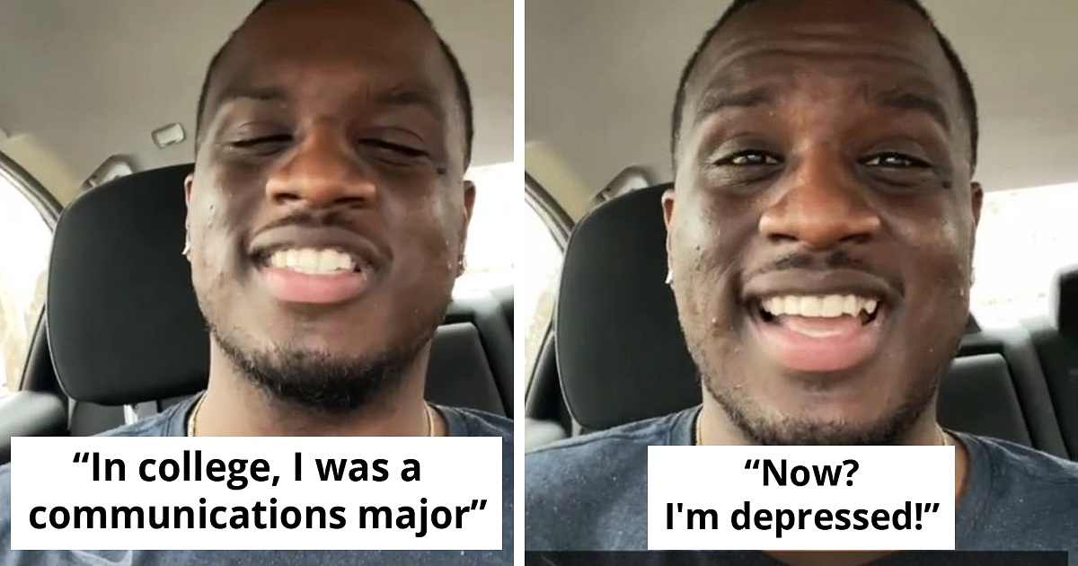 'Degree Vs. Current Job' Trend Has Got People Shared Hilarious Life Stories