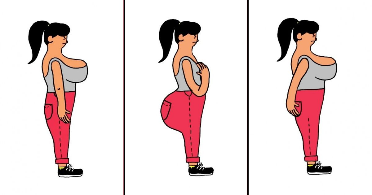 French Artist's 15 Hilarious Illustrations That Show The Raw Moments Of Women's Beauty