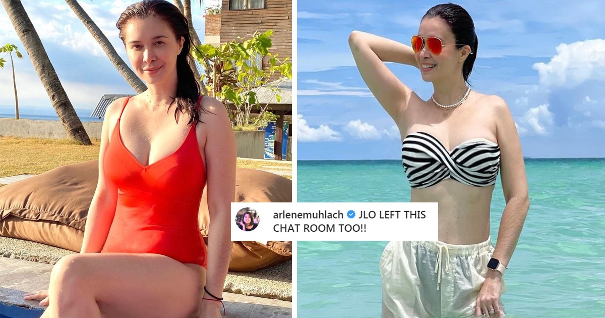 Celebrities Are Crazy Over Sunshine Cruz's Swimsuit Choices In Batangas