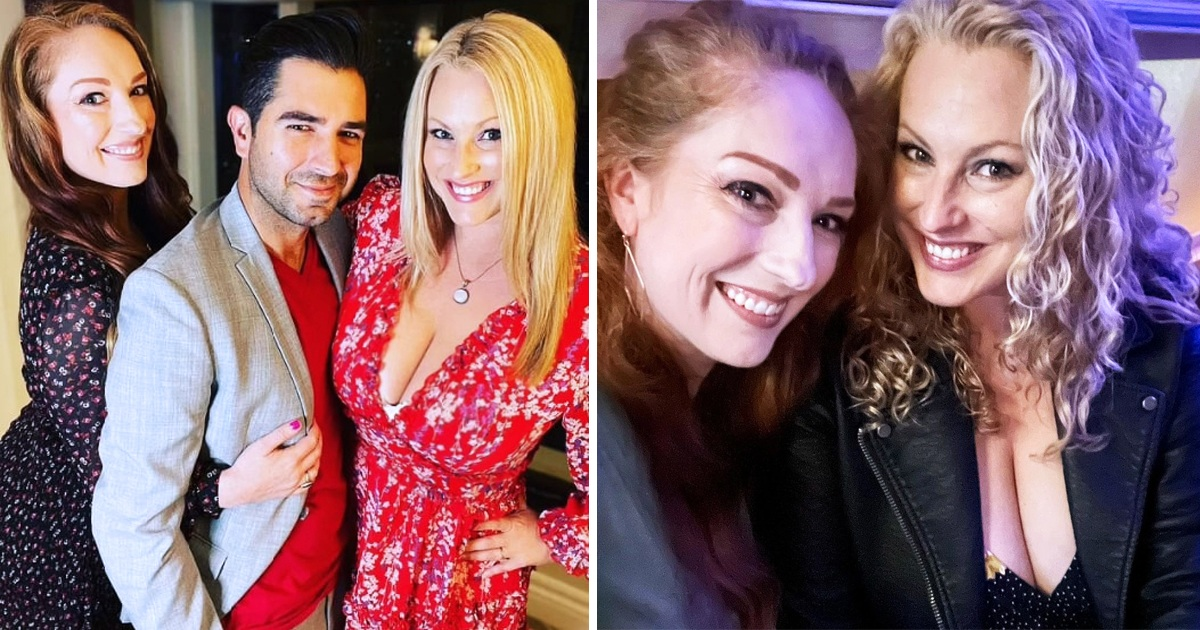 Married Couple Become A Polyamorous 'Throuple' With Husband's Female Best Friend