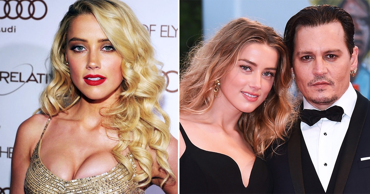 Amber Heard Welcomes Baby Girl And Reveals Her Name