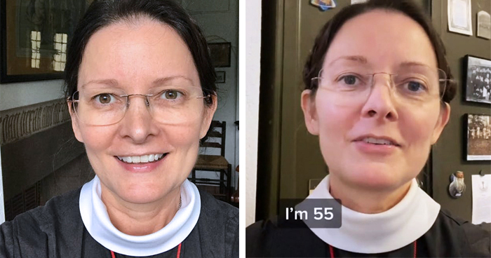 Viral Nun On TikTok Shares Her 'Nunly Skincare' Tips As She Doesn't Look Over 50
