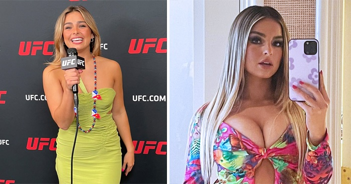 Addison Rae Sacked From A UFC Presenting Job After Her 'Nasty' Tweet Sparked A Backlash