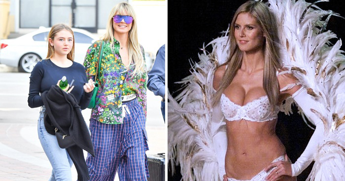 Heidi Klum Told Her Daughter, 17, 'You Don't Always Have To Please People'
