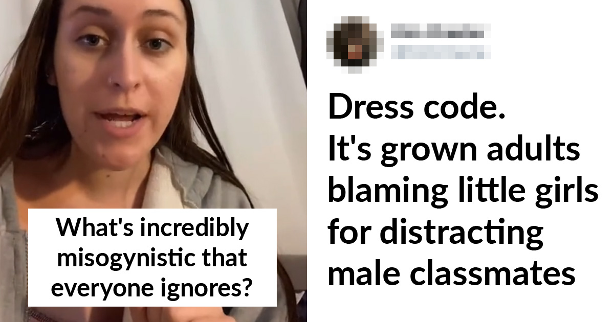 Woman Explains How Dress Codes Are Incredibly Misogynistic