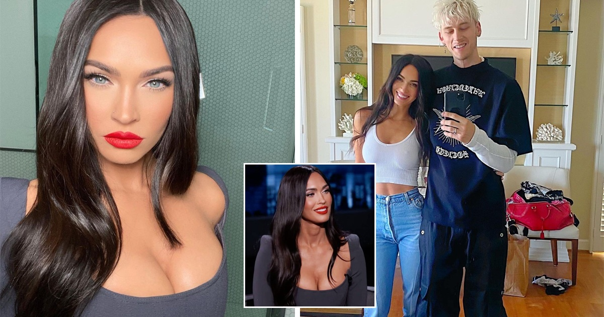Megan Fox Reveals She 'Went To Hell' During A Hallucinogenic Trip With BF Machine Gun Kelly