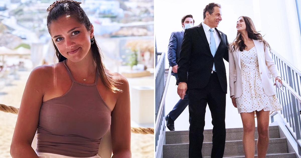 Andrew Cuomo's Daughter Michaela Declares Herself As 'Demisexual' Weeks After She Came Out As Queer
